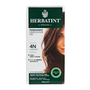 4N Chestnut Hårfarve Herbatint 150 ml