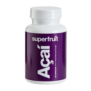 Acai Superfruit 500 mg 60 kapsler