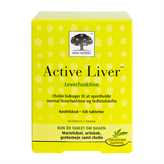 Active Liver Leverfunktion 120 tabletter