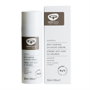 Anti-Ageing 24 hour Cream Neutral 50 ml økologisk