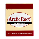 Arctic Root Rosenrod 80 tabletter