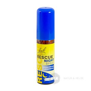 Bach Rescue Night Spray 20 ml