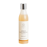 Bath and Shower Gel Amber Naturfarm 250 ml