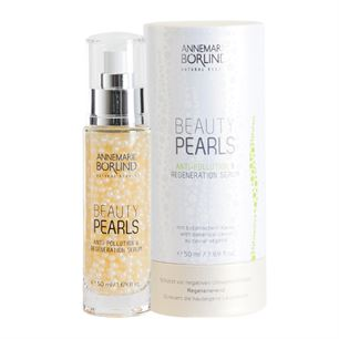 Beauty Pearls Anti-Pollution Regeneration Serum 50 ml økologisk