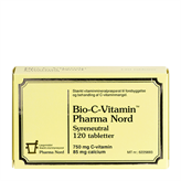 Bio-C-Vitamin syreneutral 750 mg 120 tabletter