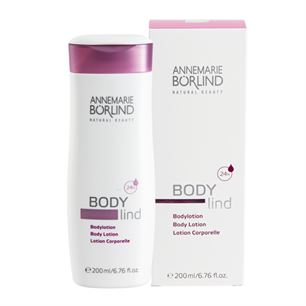 Body Lotion Body Lind 200 ml økologisk