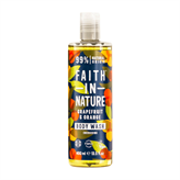 Body Wash Grapefruit & Orange Faith in Nature 400 ml