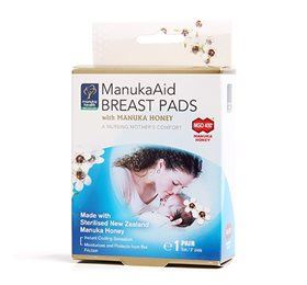 Breast Pads ManukaAid 1 par