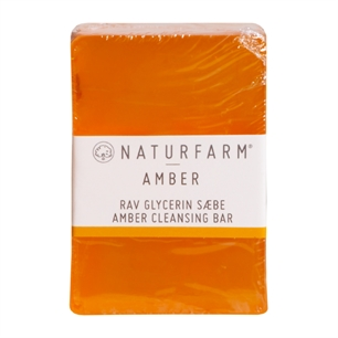 Cleansing Bar Amber Naturfarm 125 g