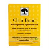 Clear Brain 60 tabletter