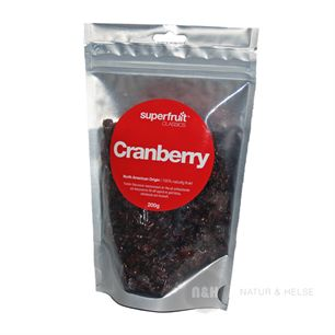 Cranberry Tranebær Superfruit 200 g