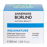Day Cream Smoothing AquaNature 50 ml økologisk