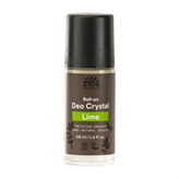 Deo Crystal Lime 50 ml økologisk