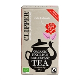 English Breakfast Tea Clipper 20 breve økologisk