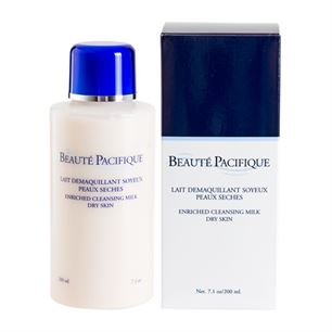Enriched Cleansing Milk Dry Skin Beaute Pacifique 200 ml