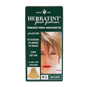 Hårfarve FF5 Sand Blond Herbatint 150 ml