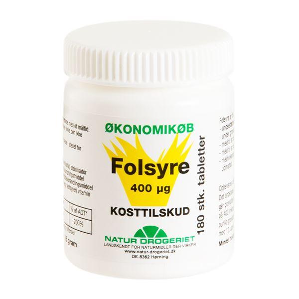 folinsyre folsyre
