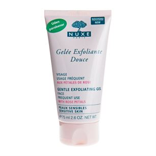 Gentle Exfoliating Gel Face Nuxe 75 ml