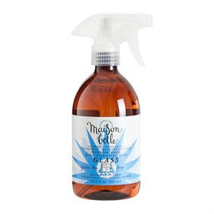 Glasrens Grøn Te-Salvie Spray Maison Belle 500 ml