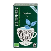 Green Tea Decaf Clipper 20 breve økologisk