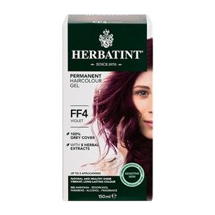 violet hårfarve
