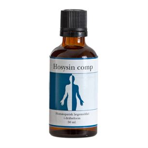 Hosysin comp dråber 50 ml