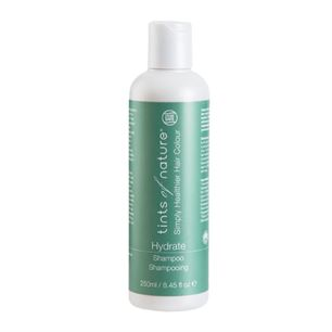 Shampoo Hydrate Tints of Nature 250 ml økologisk