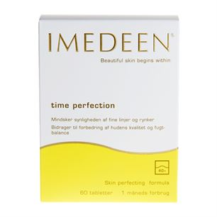 Imedeen Time Perfection 40 år+ 60 tabletter