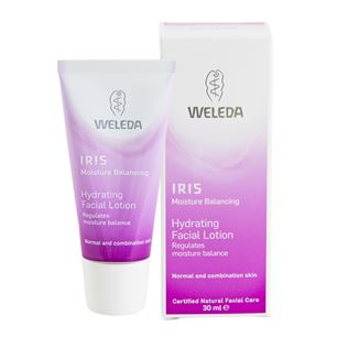 Iris Hydrating Facial Lotion Weleda 30 ml