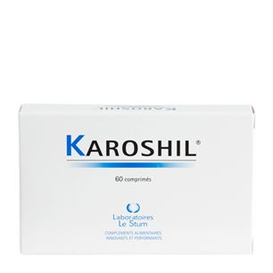 Karoshil 60 tabletter