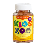 Kids Zoo Vegansk Omega-3 60 gummies