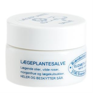 Lægeplantesalve Elizabeth Løvegal 17 ml