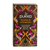 Licorice and Cinnamon Pukka 20 breve økologisk