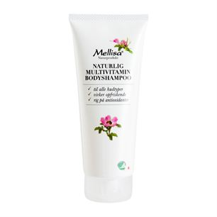 Mellisa Multivitamin Bodyshampoo 200 ml