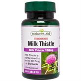 Milk Thistle Natures Aid 60 tabletter