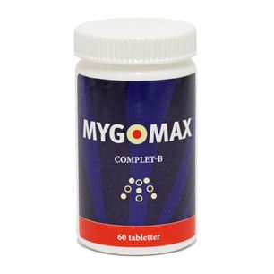 Mygomax Complet-B 60 tabletter