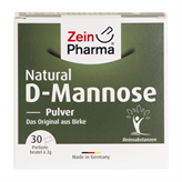 Natural D-Mannose 30 portionsbreve