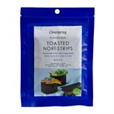 Nori Strips Toasted Clearspring 13,5 g