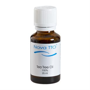 Nova TTO Tea Tree Oil 100 pct. 25 ml