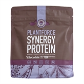 Protein Chocolate Synergy Plantforce 400 g