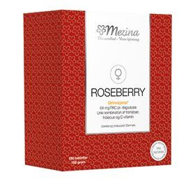 Roseberry Urinvejene 180 tabletter