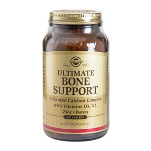 Ultimate Bone Support Solgar 120 tabletter
